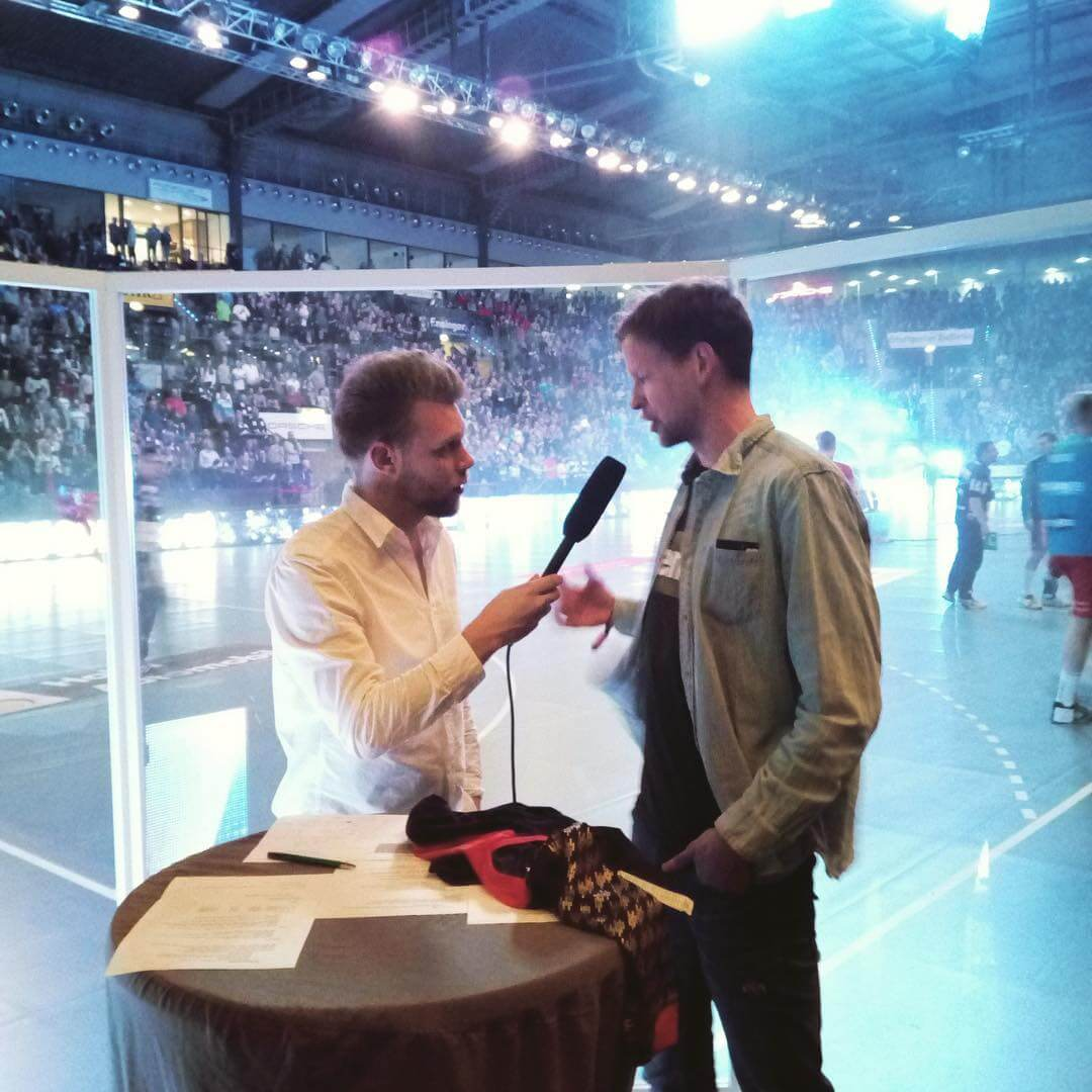 Tim Grothaus im Interview