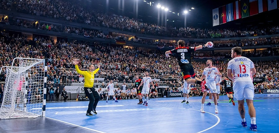 WM Deutschland-Kroatien