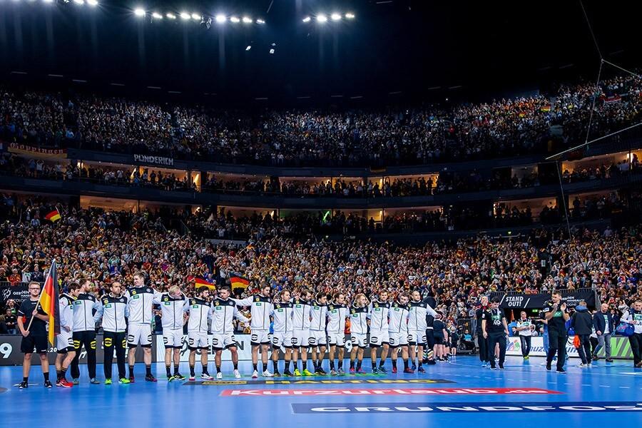 WM Deutschland-Spanien
