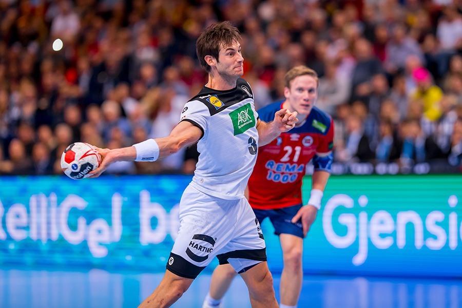 WM Deutschland-Norwegen