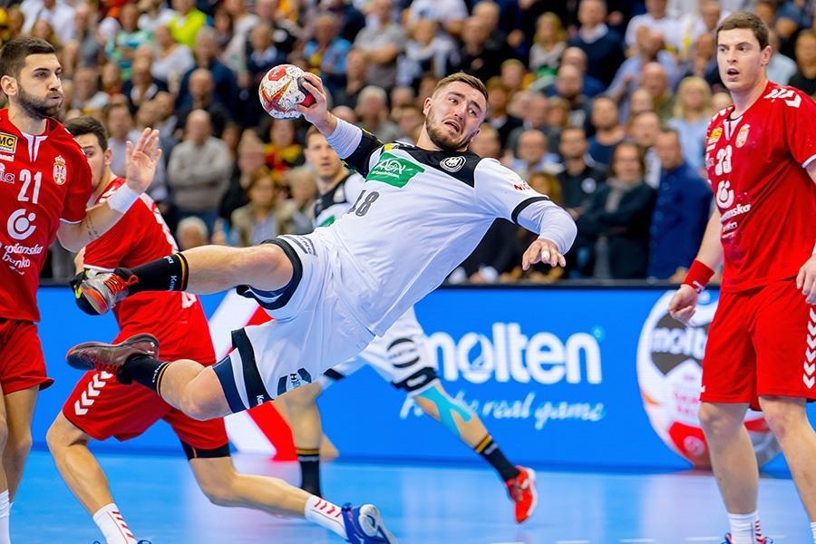 WM Deutschland-Serbien