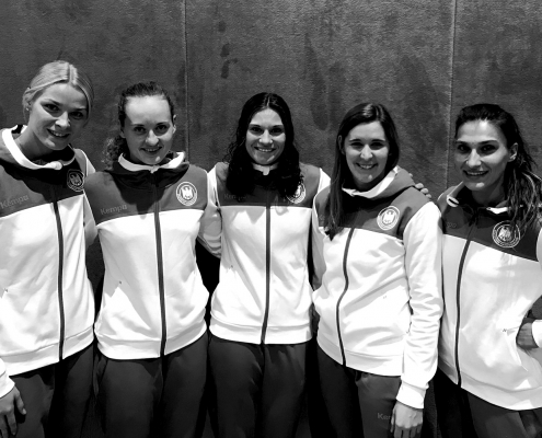 DHB-Frauen-Nationalmannschaft