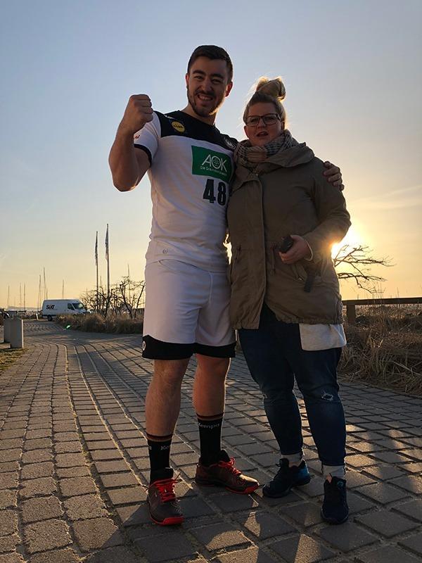Meli und Jannik Kohlbacher