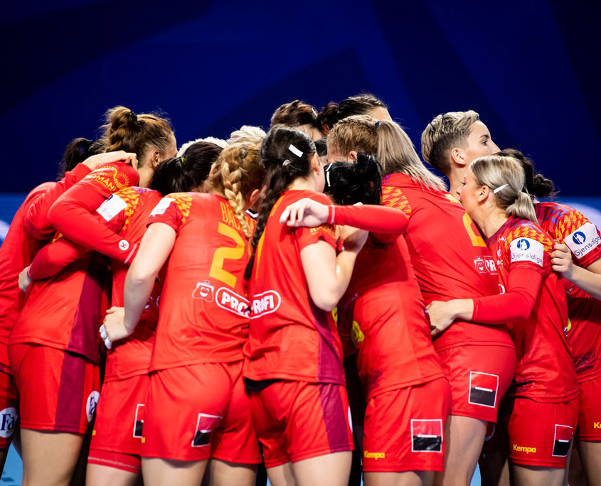 EHFEURO-2018_Romania-Women's-Team