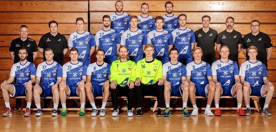 Iceland Teamfoto