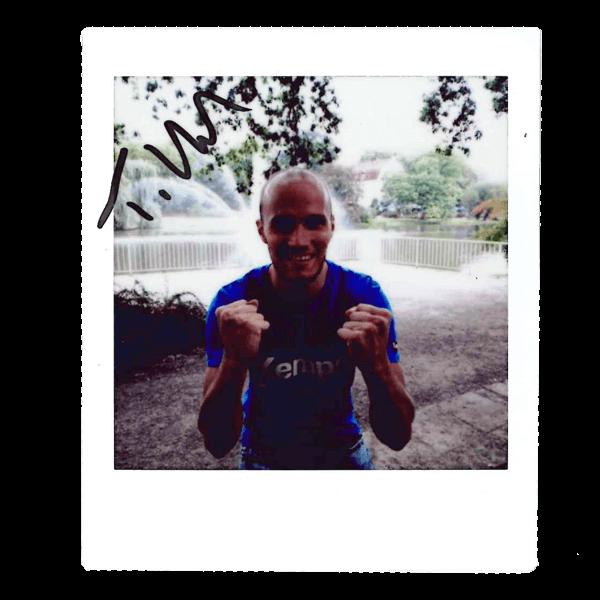 Tim Hornke Polaroid