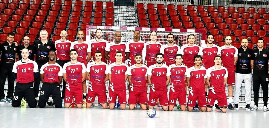 Qatar Teamfoto