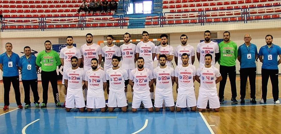 Tunisia Teamfoto