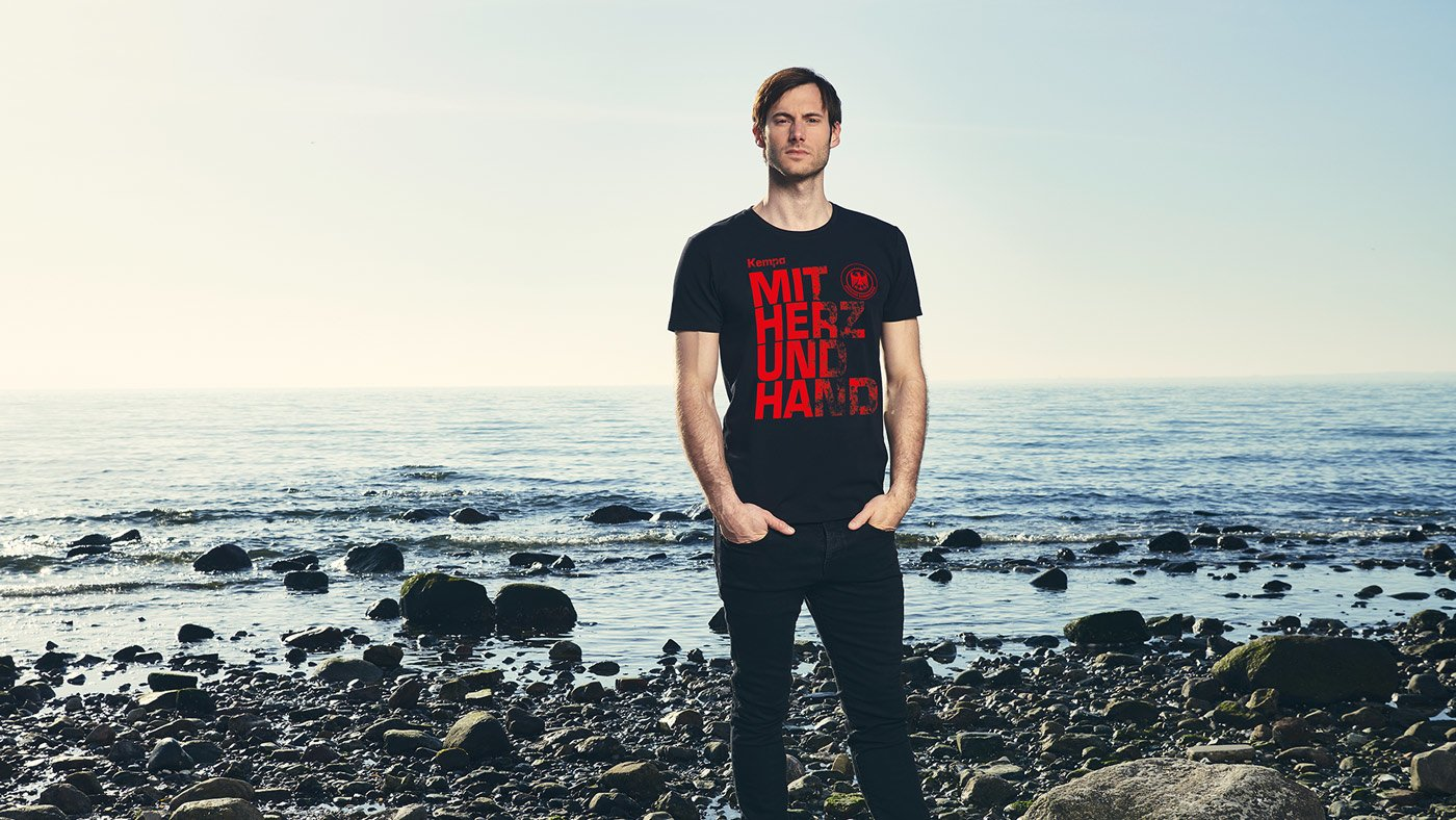 Mit Herz und Hand DHB-Fan-Shirt WM'19