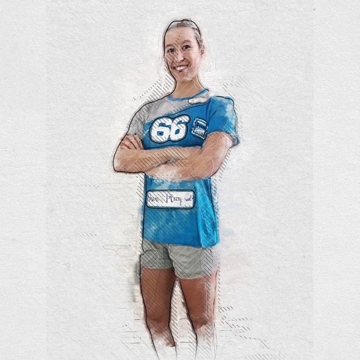 #Rookie7 Dana Bleckmann