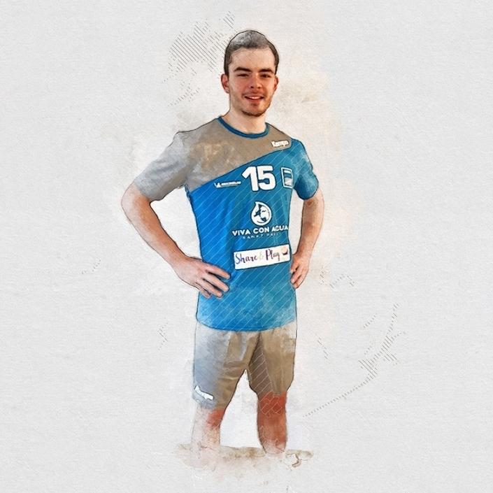 #Rookie7 Hendrik Schreiber