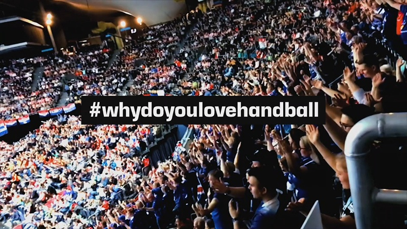 #whydoyoulovehandball