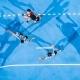 Handball von oben