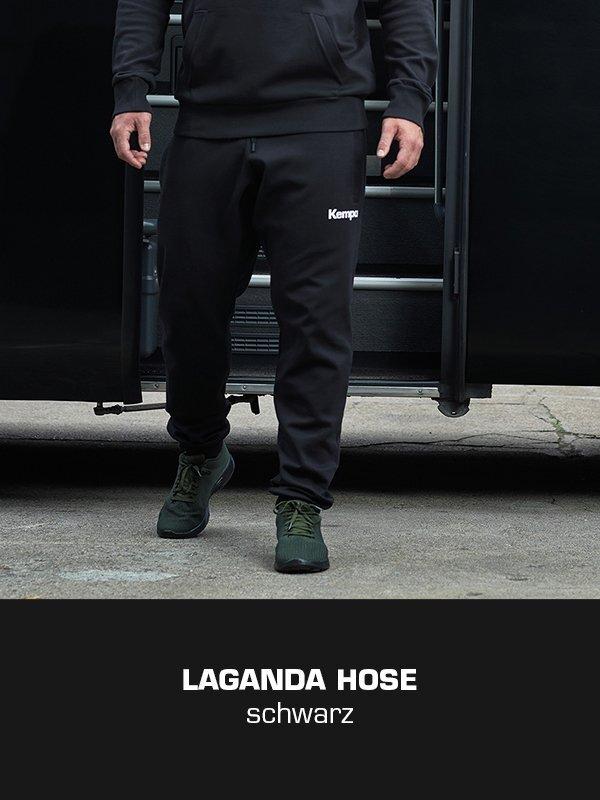 LAGANDA Kempa Freizeitkollektion - Hose getragen von Jannik Kohlbacher
