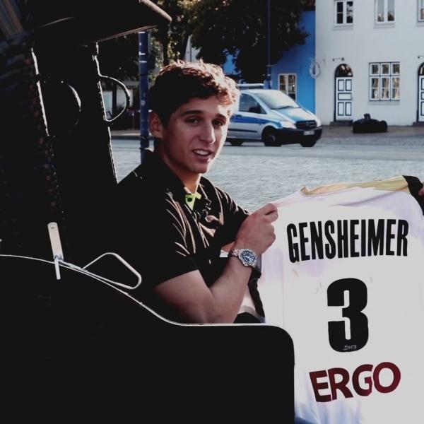 #Lieblingstrikot - Marius Steinhauser