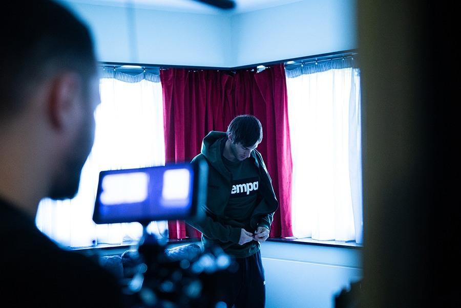 #Backstage - Meli