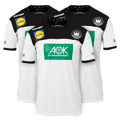 Das Trikot der deutschen Handball-Nationalmannschaft