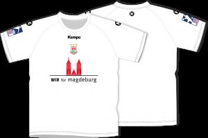 Dein Verein. Dein Trikot - SC Magdeburg