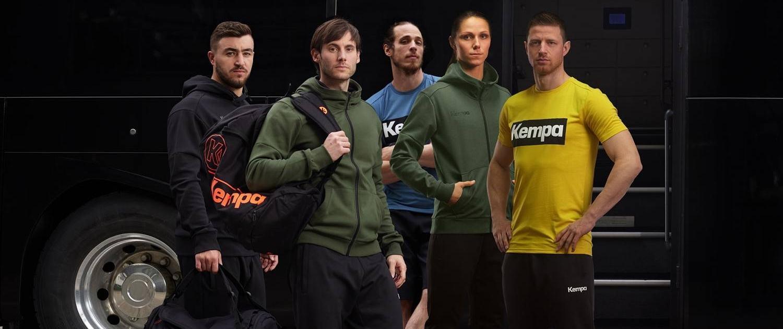 LAGANDA - Die Kollektion der Kempa Nationalmannschaften