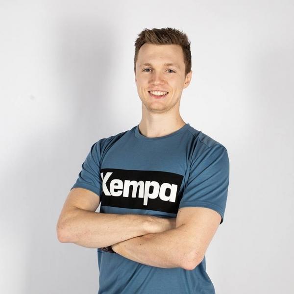 Max Gerbl über die Schweiz bei der EM 2020 und den Kempa WING LITE 2.0