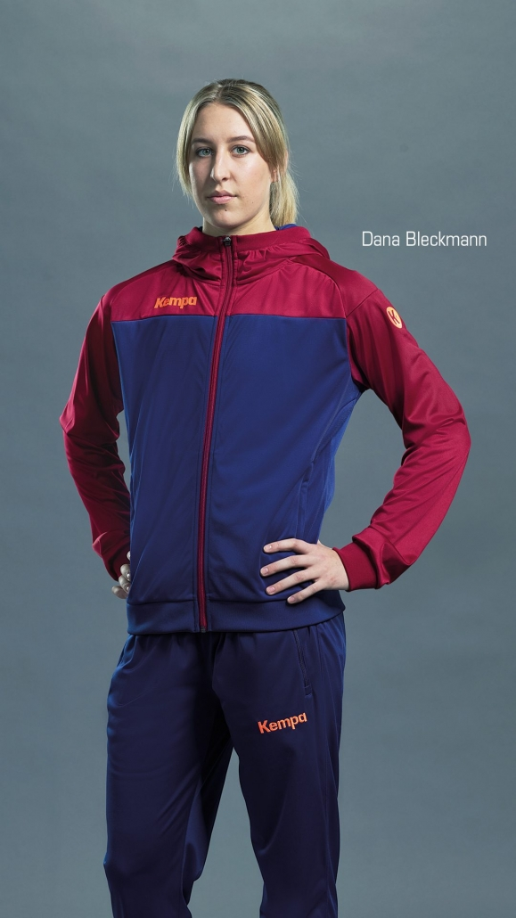 Kempa PRIME Mulati Jacke Women - Dana Bleckmann