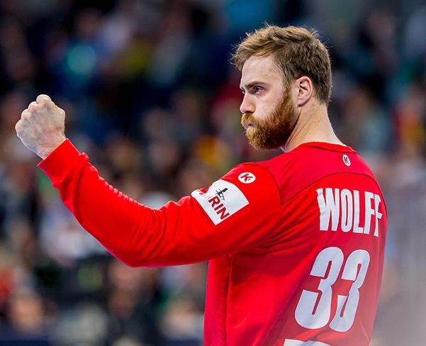 Andi Wolff, Torwart der deutschen Handballnationalmannschaft, im Interview