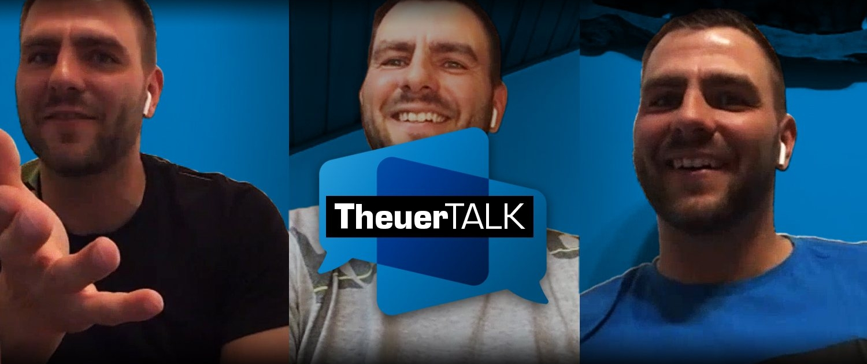 Christoph Theuerkauf im THEUER Talk