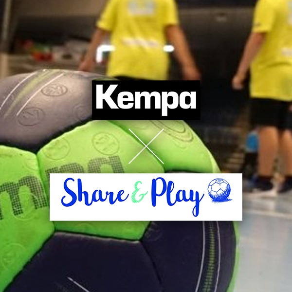 Kempa x Share & Play