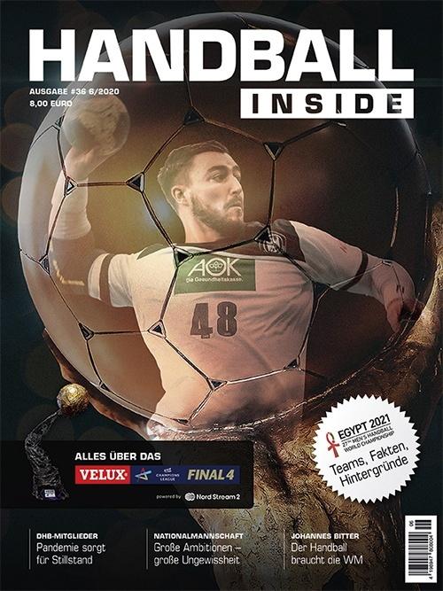 Handball Inside Ausgabe #36 2020