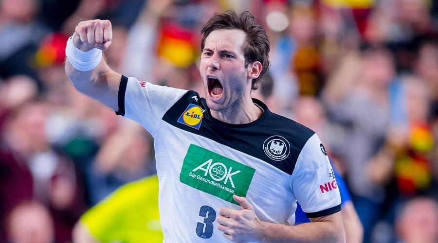 Uwe Gensheimer bei der Handball WM 2019