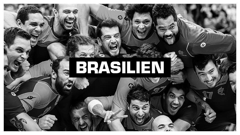 Handball Nationalmannschaft Brasilien