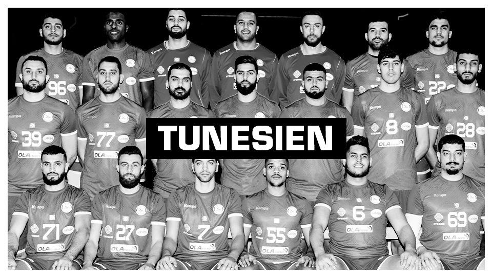 Handball Nationalmannschaft Tunesien