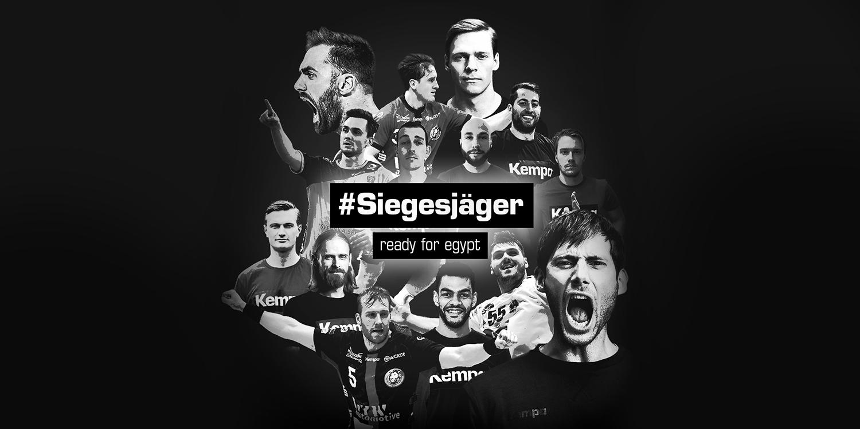 Siegesjäger: Die Kempa Spieler bei der WM 2021